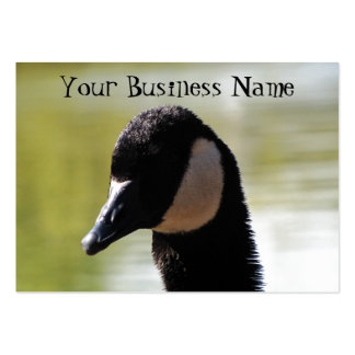 CGF Canada Goose Face Large Business Cards (Pack Of 100)