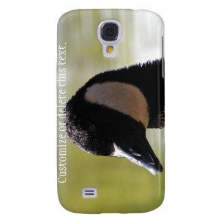 CGF Canada Goose Face Galaxy S4 Cases