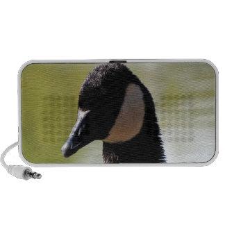 CGF Canada Goose Face iPod Speaker