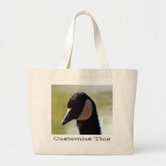 CGF Canada Goose Face Jumbo Tote Bag