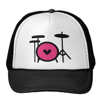 CGirlRocksP13 Mesh Hat