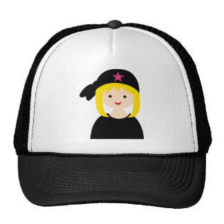 CGirlRocksP1 Trucker Hats