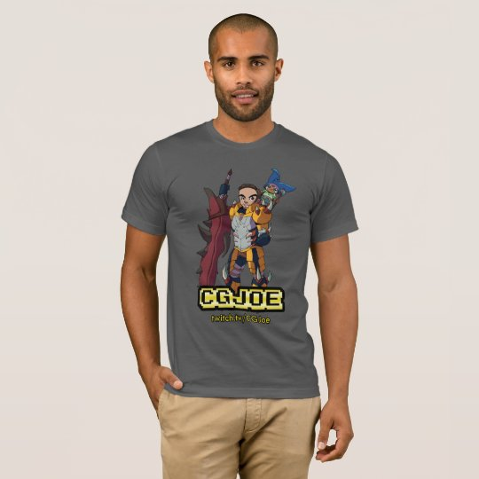 CGJoe Monster Hunter Tshirt