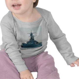 """CGN 39 """"USS Texas"""", nuclear powered cruiser, San D T-shirt"""