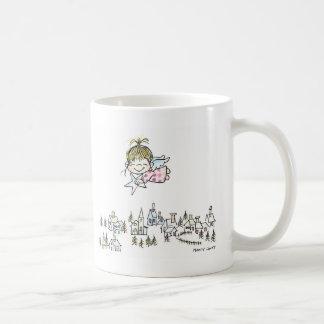 CH-010 Christmas Angel Coffee Mug