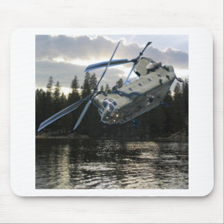 CH-47 CHINOOK MOUSE MAT