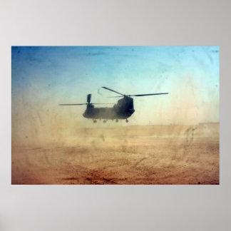 CH-47 Chinook Print