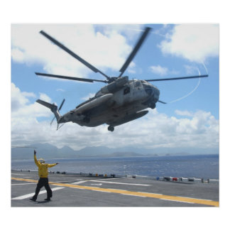 CH-53D Sea Stallion Posters