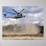 CH-53E Super Stallion Print