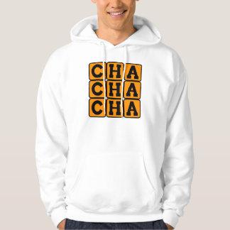 Cha Cha Cha, Cuban Dance Music Hoodie