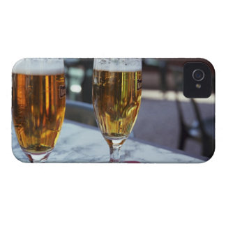 Chablis; two cool beers at 42 degrees hot summer iPhone 4 covers