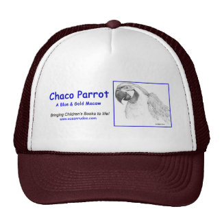 Chaco Parrot - Any Size, Style or Color of Mesh Hats