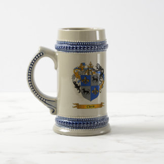 Chacon Shield of Arms Beer Stein