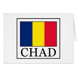 Chad Card