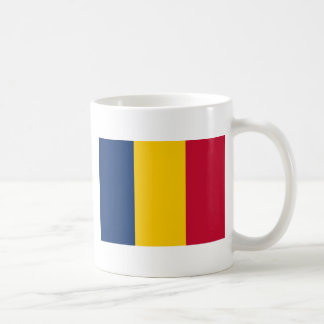 Chad Flag TD Coffee Mug