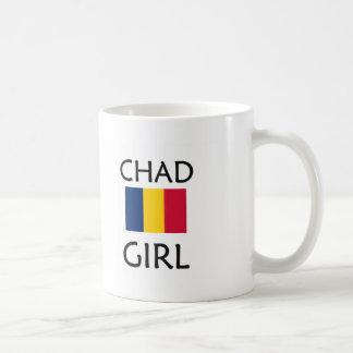 CHAD GIRL COFFEE MUG