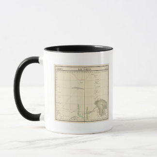 Chad Lake Region, Africa Mug