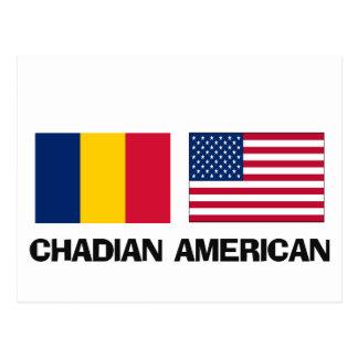 Chadian American Postcards