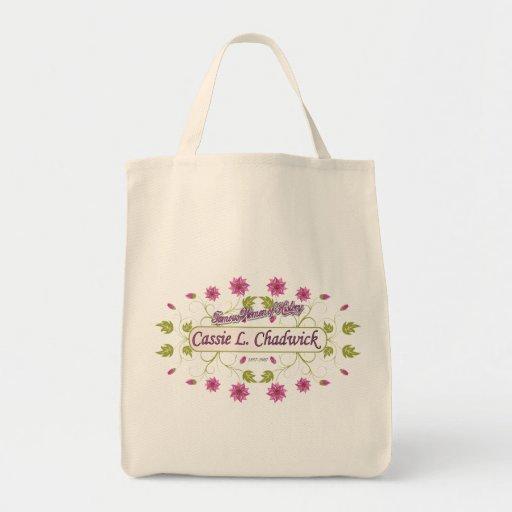 Chadwick ~ Cassie L ~ Famous American Women Bags