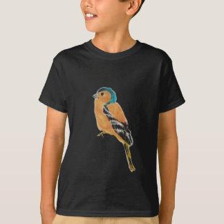 Chaffinch Bird Art T-Shirt