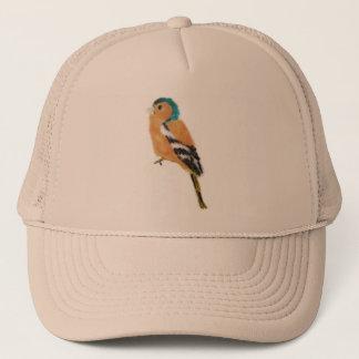 Chaffinch Bird Art Trucker Hat