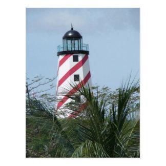 Chaguaramas Lighthouse, Trinidad Postcard