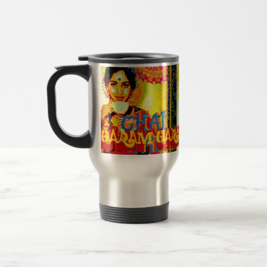 Chai garam garam!! travel mug