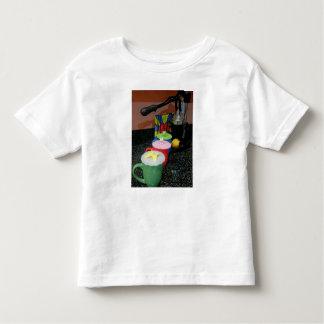 Chai tea display toddler T-Shirt