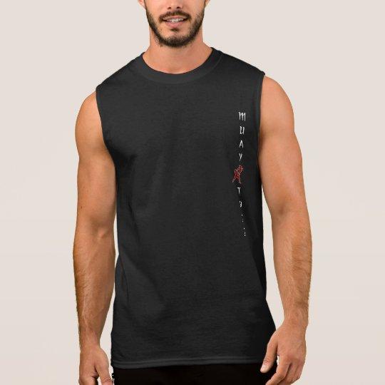 Chai Yo Muay Thai Sleeveless Sleeveless Shirt