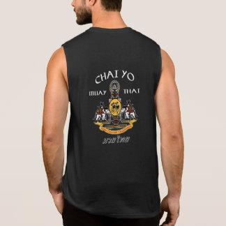 Chai Yo Muay Thai Sleeveless Sleeveless Shirts