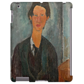Chaim Soutine, 1917 (oil on canvas) iPad Case