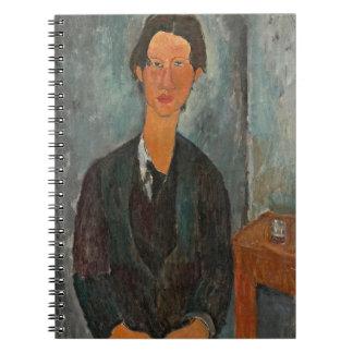 Chaim Soutine, 1917 (oil on canvas) Note Books