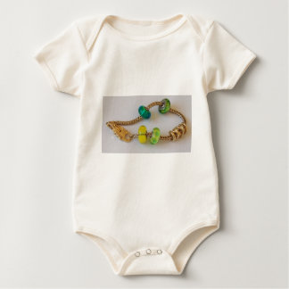 Chain by MelinaWorld Jewellery Baby Bodysuit
