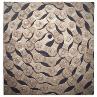 Chain Coil Napkins Set of 4