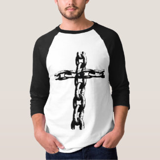 Chain cross T-Shirt