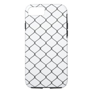 Chain Link Fence iPhone 7 Case