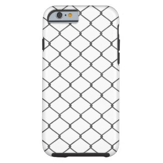 Chain Link Fence Tough iPhone 6 Case
