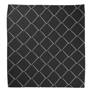 Chain Link Pattern Cool Fun Bandana