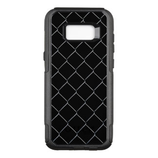 Chain Link Pattern Cool Fun OtterBox Commuter Samsung Galaxy S8+ Case