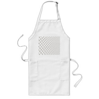 Chain Linked Fence Long Apron
