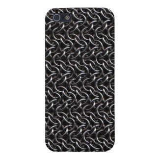 chain mail armor knight cool texture fantasy thron iPhone 5/5S cover