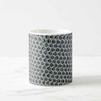 Chain Mail Basic White Mug