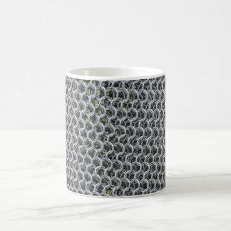 Chain Mail Basic White Mug