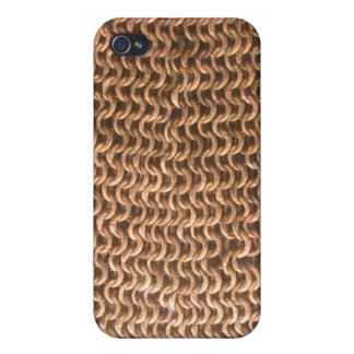 Chain Mail iPhone 4/4S Case