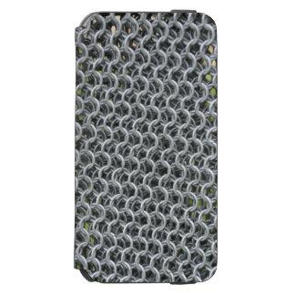 Chain mail Wallet Case Incipio Watson™ iPhone 6 Wallet Case