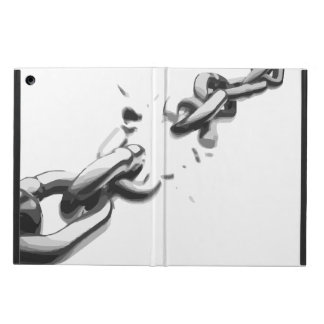 Chain of Freedom Broken iPad Air Case