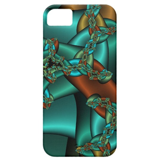 Chain reaction iPhone 5 cover