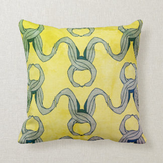 """Chain"" Throw Cushion"