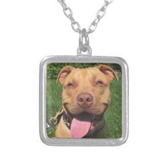 Chaine de Max le Pit Silver Plated Necklace