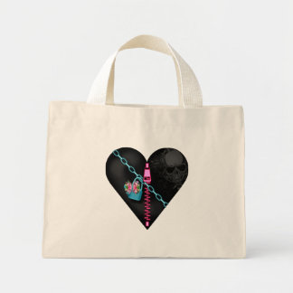 Chained Heart - Tiny Tote